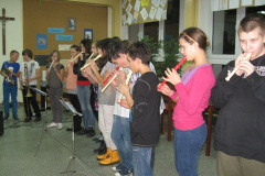 26. Nasze talenty - koncert instrumetalny klasy VI a 2012 2013