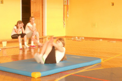 53. Zawody gimnastyczne dziewcząt klas IV - 2012 2013