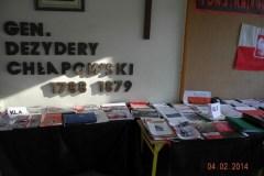 95. rocznica Powstania Wielkopolskiego - Wystawa albumów 03.2014