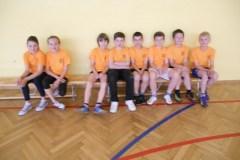 II Międzyszkolny Turniej w Dwa Ognie - 6.05.2015