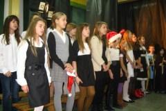 Jasełka szkolne 2013