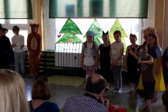 Kółko teatralne - Nasza Kurtyna 2016