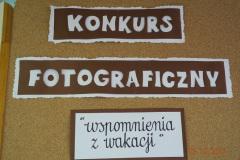 Konkurs fotograficzny - Wspomnienie z wakacji 2013 2014