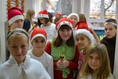 Mikołajki szkolne 2013