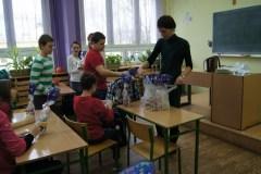 Mikołajki w VI a - 6.12.2013