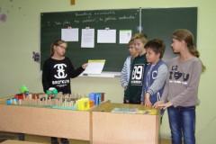 Projekt - Chłopcy z placu broni - klasa 5 B