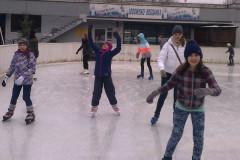 Samorząd na lodowisku Bogdanka - 6.02.2015 - relacja