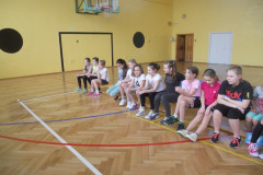Szkolne Zawody Gimnastyczne dziewcząt - 16.03.2015