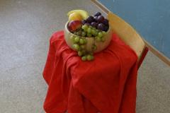 Tydzień owocowy w III b - 30.09.2013 r