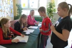 Wybory do Samorządu Szkolnego 2013 2014