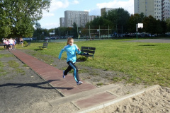 Zawody lekkoatletyczne dziewcząt klas IV - VI