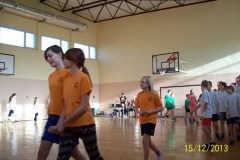 Zawody Sportowe w Gimnazjum nr 7 - Mickiewiczówka 2013